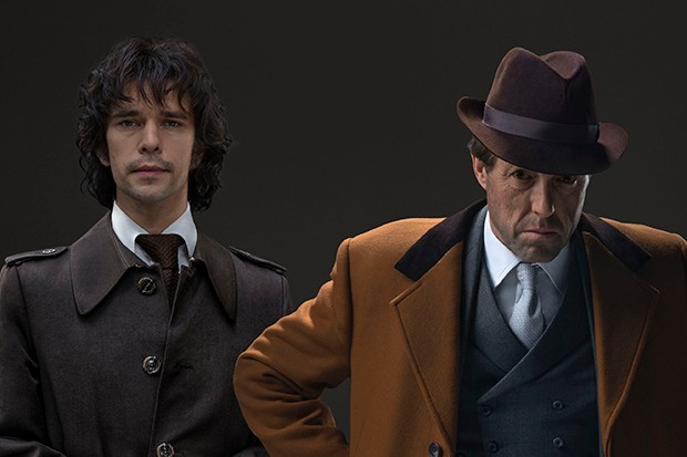 Russell T Davies' A very English Scandal