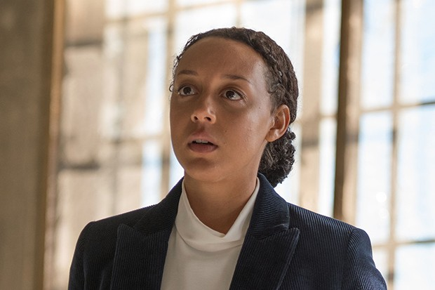 Adell Leonce plays DC Vail in Silent Witness