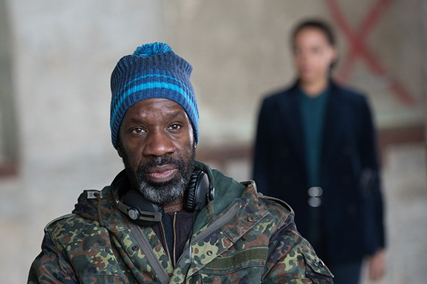Anthony Taylor plays Leon Birchwood in Silent Witness
