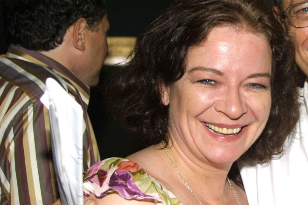 Claire Higgins plays Elaine Sidden in Vera