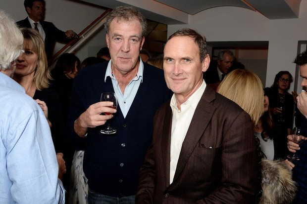 Jeremy Clarkson and AA Gill (Getty)