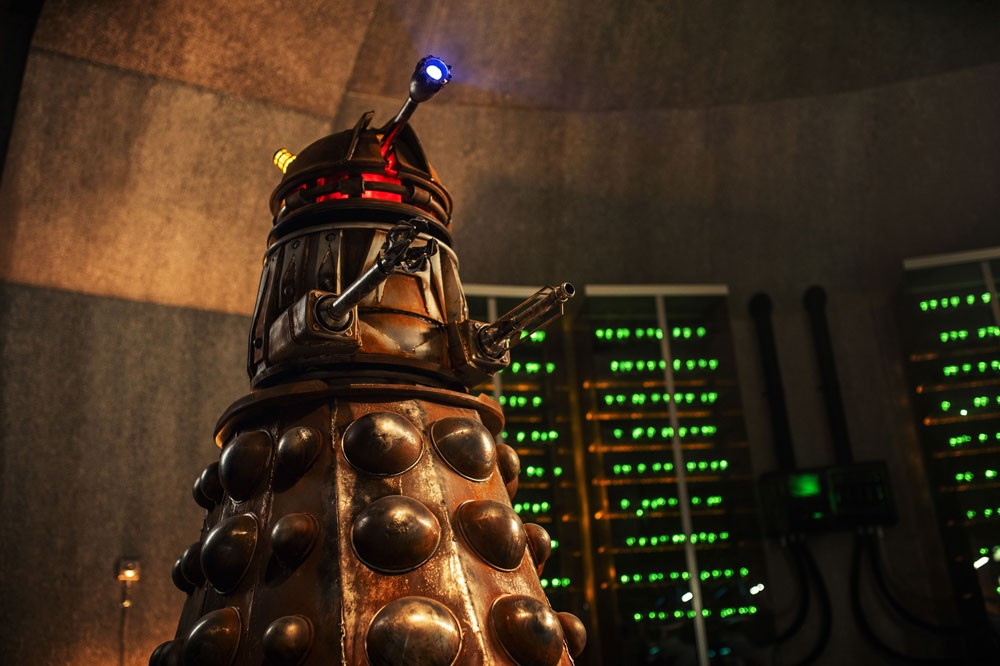 Doctor Who New Year's Day (BBC)