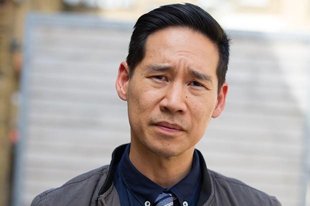 Dan Li plays DS Lin in Silent Witness