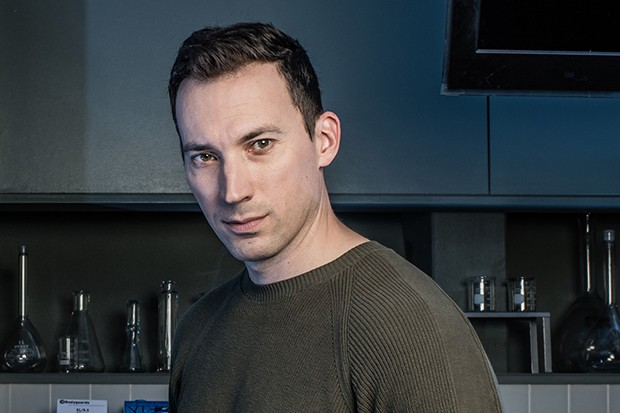 David Caves plays Dr Jack Hodgson in Silent Witness