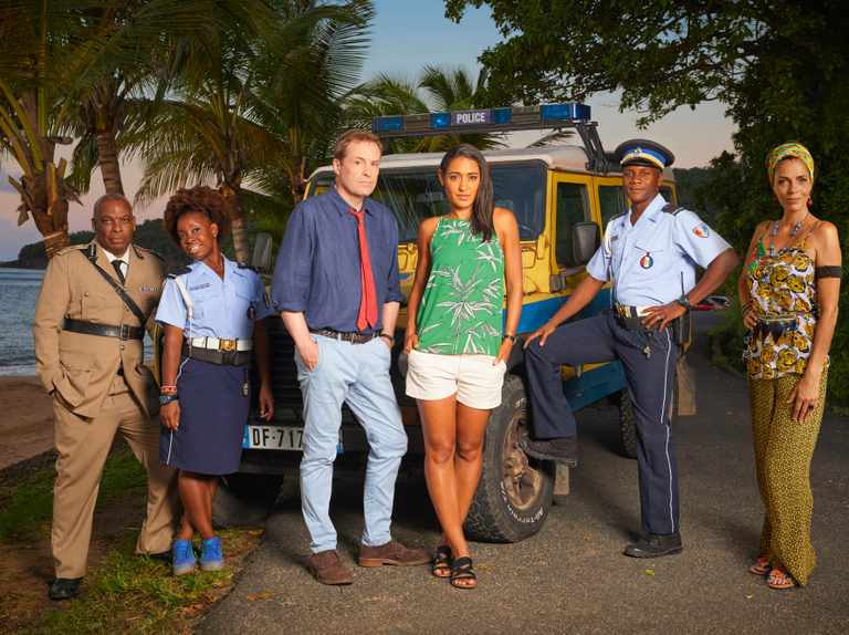 Meet the cast of Death in Paradise series 8