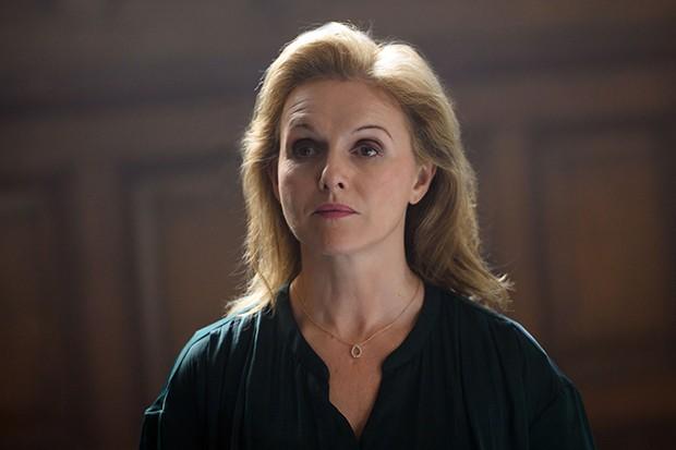 Dervla Kirwan plays Amanda Long in Silent Witness