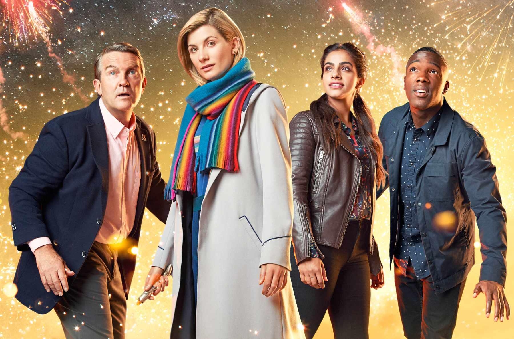 Doctor Who NY 2019