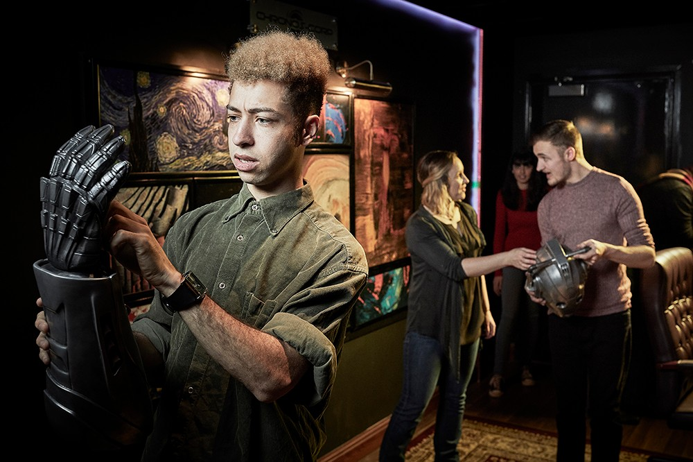 Inside the first official Doctor Who live escape game from BBC Studios and Escape Hunt