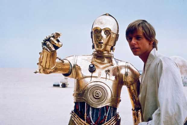 Star Wars Episode IV: A New Hope - Unit Stills
