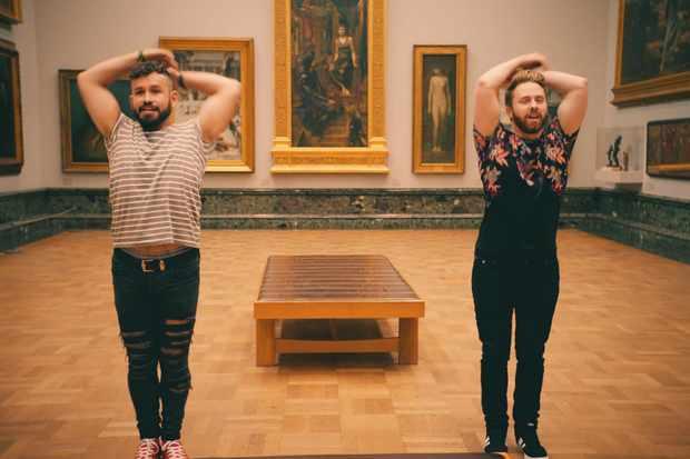 Flirty Dancing (Channel 4)