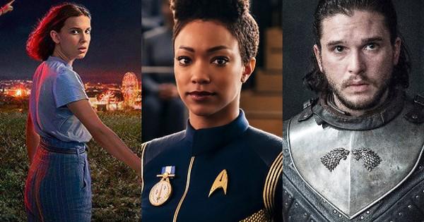 sci fi series 2019