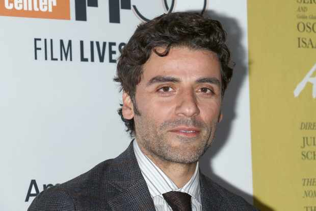 "NEW YORK, NY - OCTOBER 12:  Actor Oscar Isaac attends the 56th New York Film Festival premiere of ""At Eternity's Gate"" at Alice Tully Hall, Lincoln Center on October 12, 2018 in New York City.  (Photo by Jim Spellman/WireImage)"