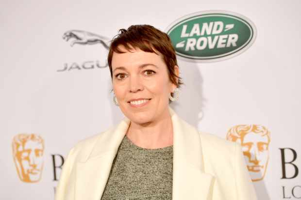 Olivia Colman (Getty)
