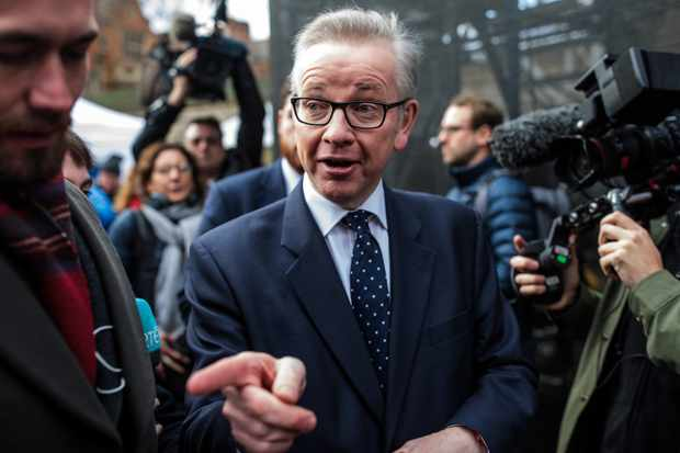 Michael Gove (Getty)
