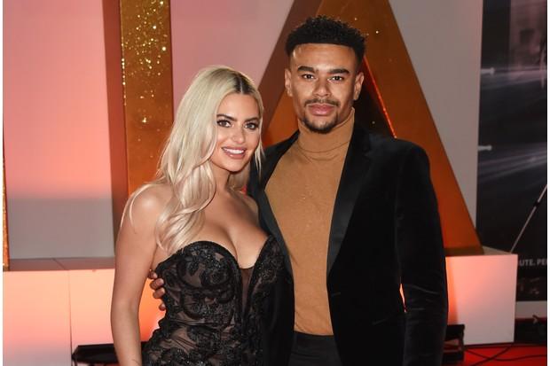 National Television Awards 2019 - VIP Arrivals