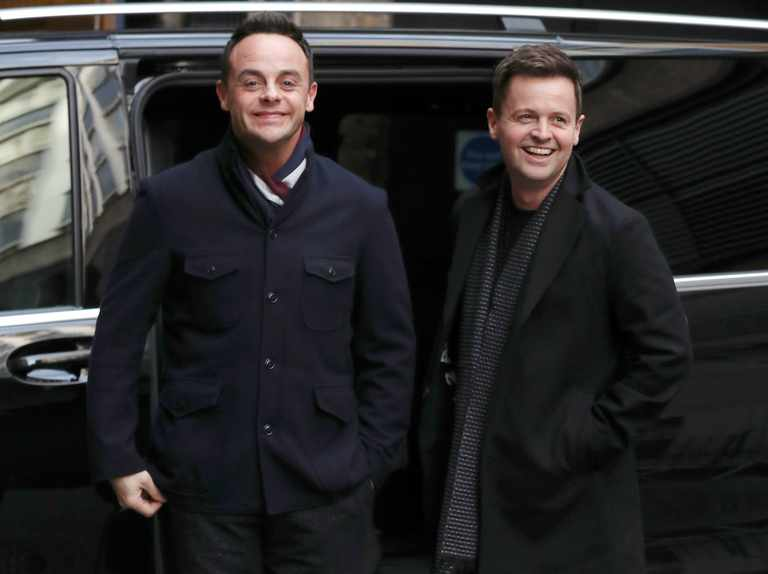 Ant and Dec kick off Saturday Night Takeaway 2020 series