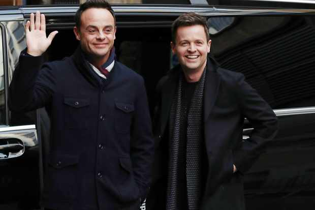 Ant and Dec Britain's Got Talent 2019