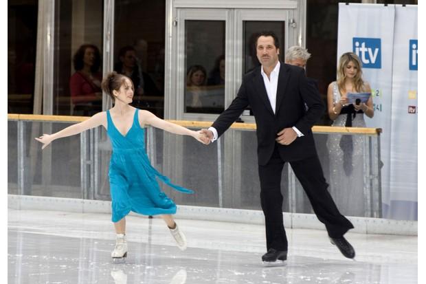 David Seaman Dancing on Ice