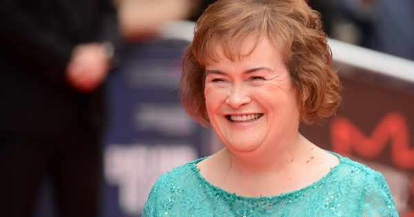 Susan Boyle recreated her iconic version of I Dreamed a Dream for America's Got Talent: The Champions