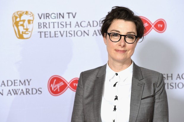 LONDON, ENGLAND - APRIL 19: Host Sue Perkins attends the Virgin TV BAFTA nominees' party at Mondrian London on April 19, 2018 in London, England. (Photo by Jeff Spicer/Getty Images)