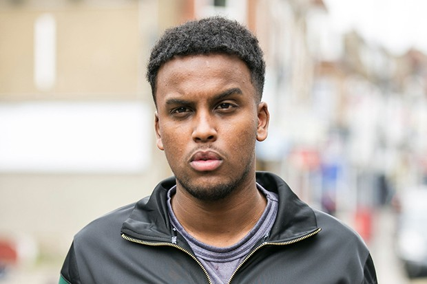 Guiled Osman plays Dre in Silent Witness