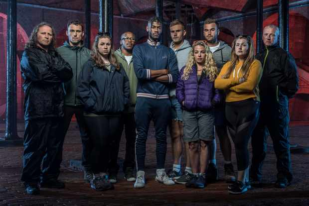 Hunted 4 - Fugitive Specials (Channel 4)