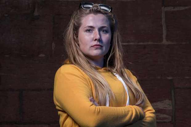 Loren, Hunted (Channel 4)