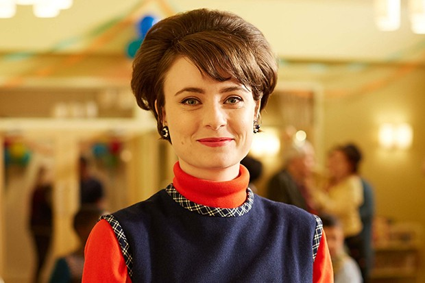 Call The Midwife -Jennifer Kirby as Val