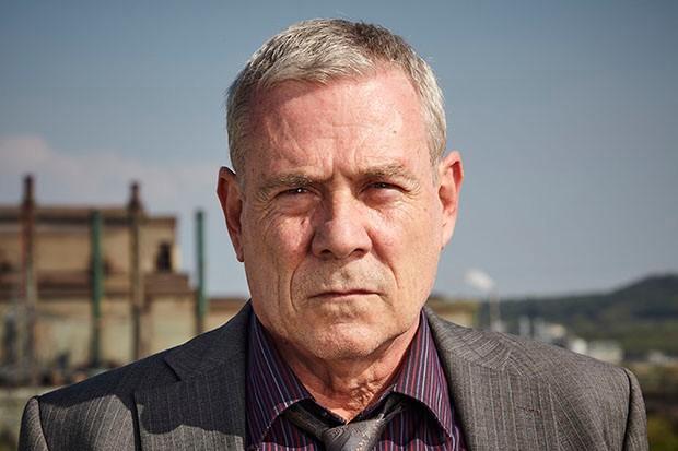 Jon Morris plays DC Kenny Lockhart in Vera