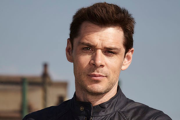 Kenny Doughty plays DS Aiden Healy in Vera