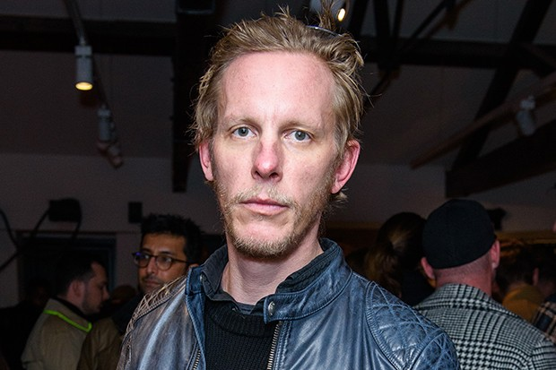 Laurence Fox plays Lord Palmerston in Victoria