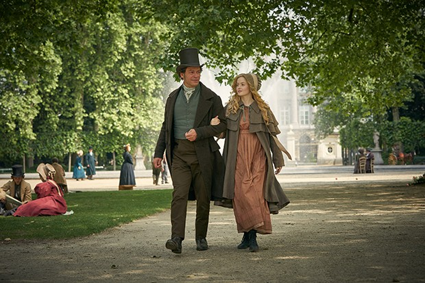 Les Miserables Luxembourg Gardens