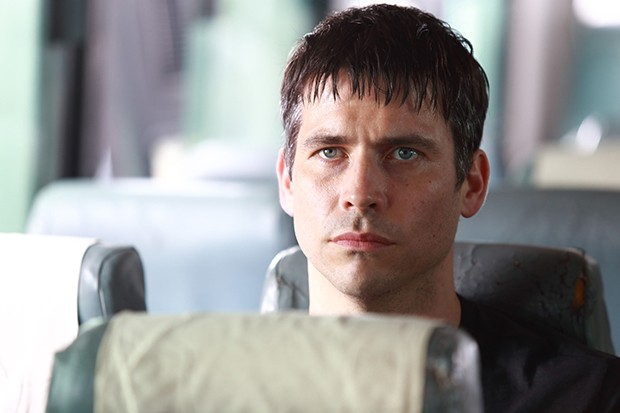 Robert James-Collier plays Oliver Cole in Death in Paradise