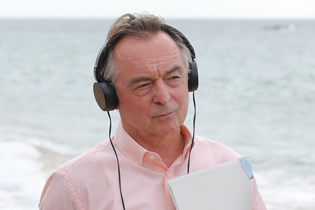 Ron Cook plays Bill in Death in Paradise