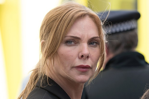 Samantha Womack plays DI Kate Ashton in Silent Witness