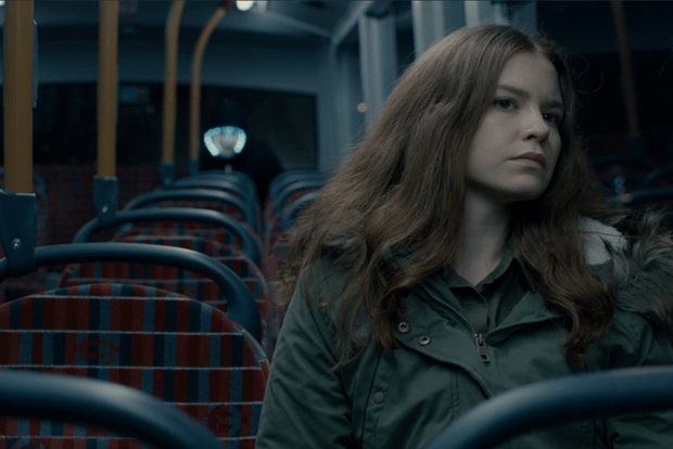 Luther, night bus (BBC)