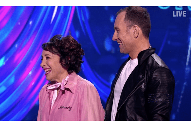 Didi Conn, Dancing on Ice (ITV)