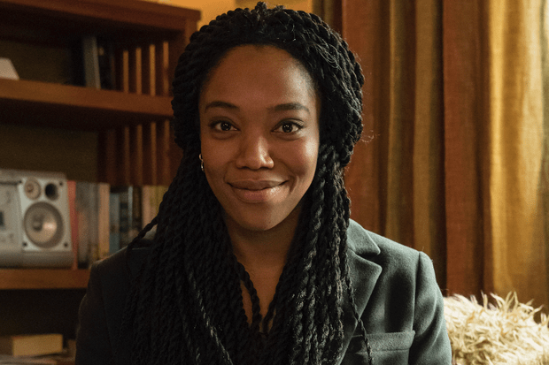 Naomi Ackie, Cleaning Up (ITV)