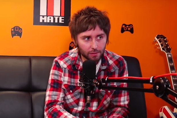James Buckley (podcast screenshot)