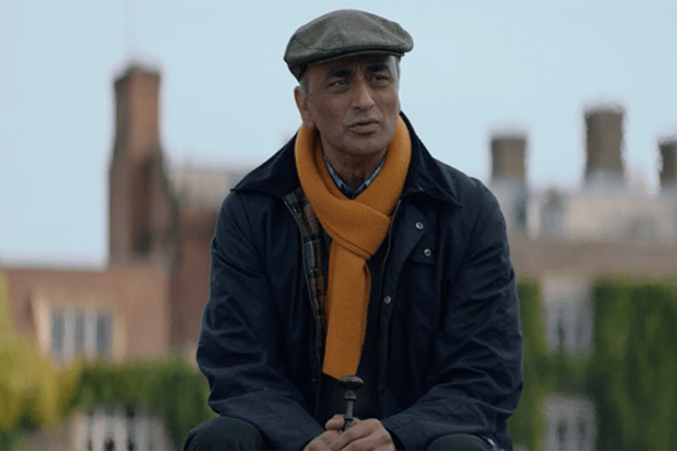 Art Malik plays Arthur Pujari in Silent Witness