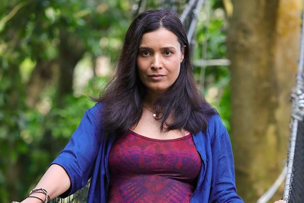 Shelley Conn plays Marina Shepherd in Death in Paradise