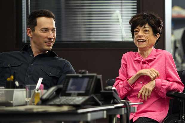 Silent Witness Jack and Clarissa