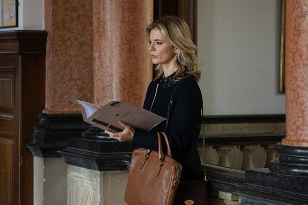 Silent Witness courtroom