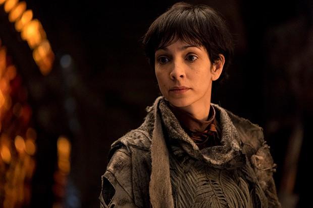 Sonita Henry plays Sadie in Vera