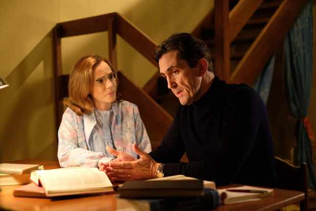 Stephen McGann as Dr Turner in Call the Midwife