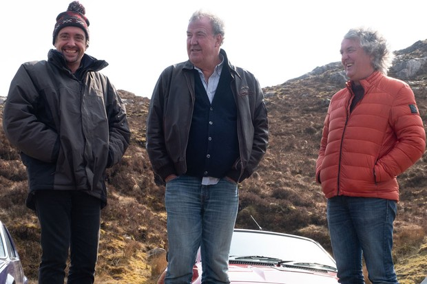 The Grand Tour's Jeremy Clarkson: I have enough ideas for five more series