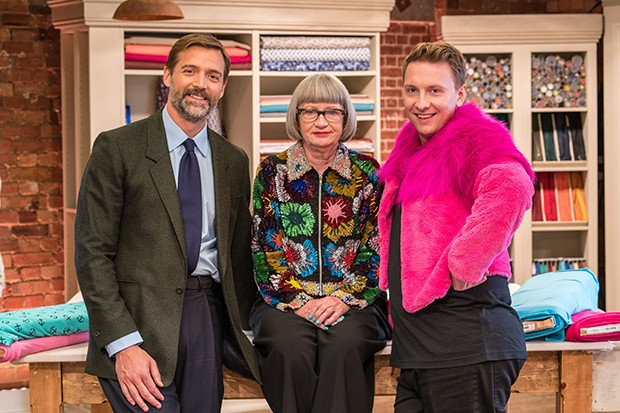 The Great British Sewing Bee 2019 Air Date Time Channel New