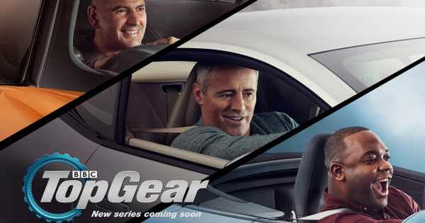 When is Top Gear back on TV?