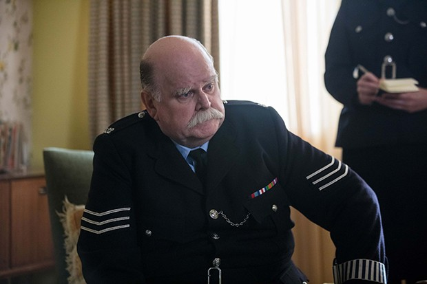 Trevor Cooper plays Sergeant Woolf in Call the Midwife