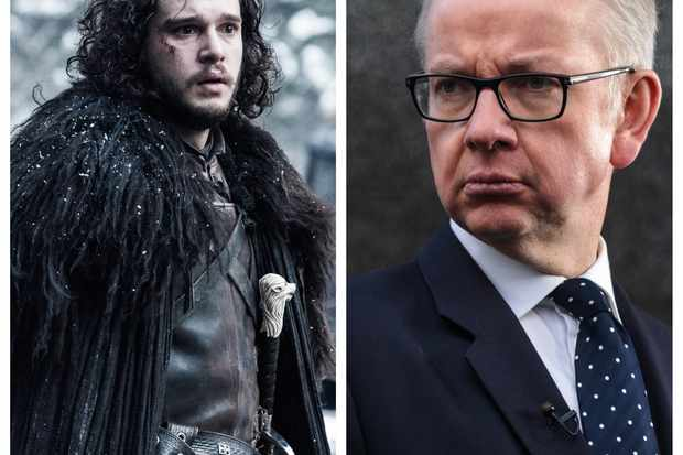 Game if Thrones, Brexit (Getty/Sky Atlantic)